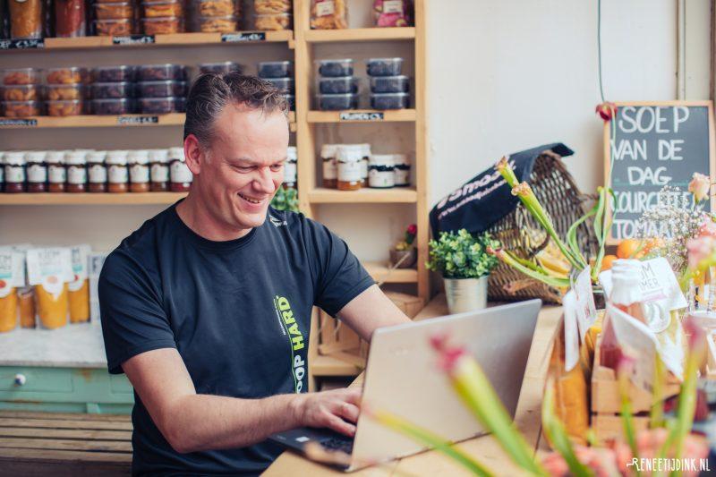 Robin van Ikloophard.com