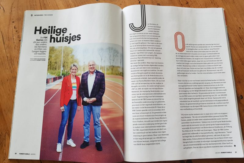 Jos Hermens & Ellen v. Langen